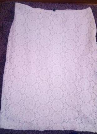 Теплая юбка benetton1