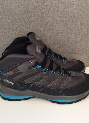 Чоловічі трекінгові черевики hawks мужские трекинговые ботинки сапоги