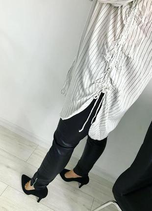 Удлиненная блуза2