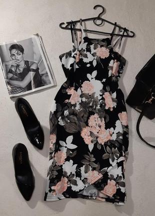 Стильное платье. размер или маломерит1