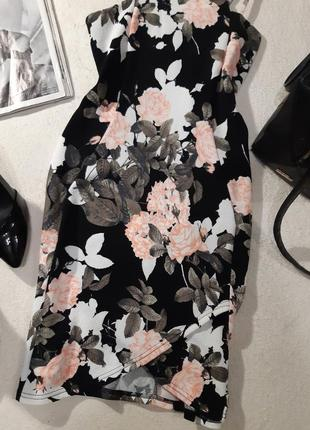 Стильное платье. размер или маломерит2