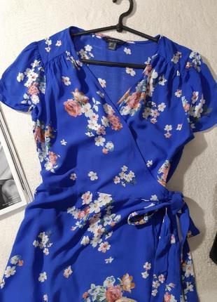 Красивое платье халат.размер l3