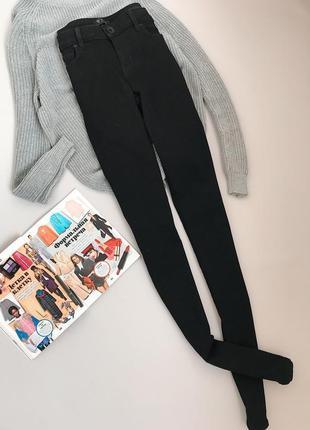 Базовые джинсы скинни guess оригинал3