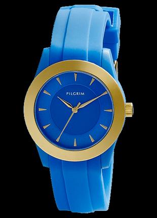 Великолепные позолоченные часы pilgrim5