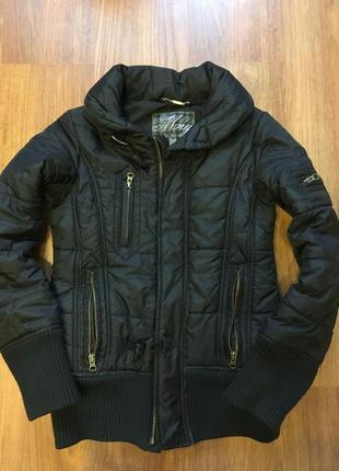 Теплая куртка до пояса1