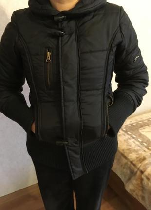 Теплая куртка до пояса5