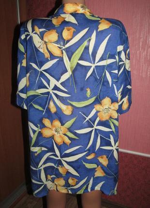 Рубашка большой р-р 18 бренд tru3