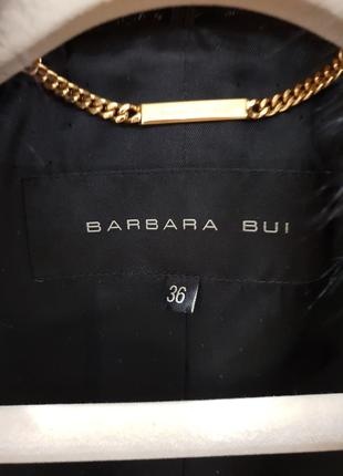 Пальто дорого бренда barbara bui2 фото