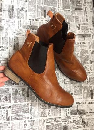 Ботинки 42 р esmara
