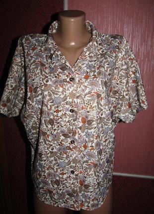 Красивая блуза р-р л-141