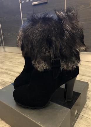 Ботинки зимние maria moro