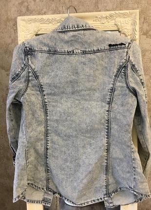 Джинсовая рубашка3