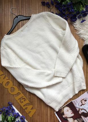 Красивый свитер в составе есть шерсть с камнями2