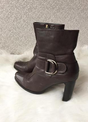 Сапожки,ботинки,кожаные ботинки,ботильоны,натуральная кожа,натуральна шкіра,paolo conte