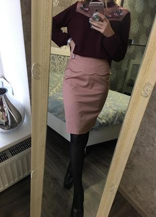 Блузка с вышивкой1