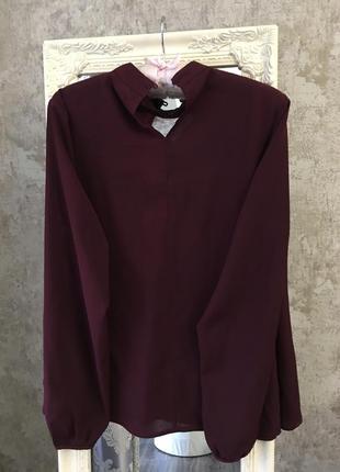 Блузка с вышивкой4