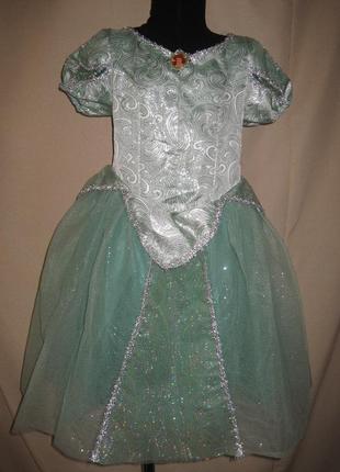 Платье принцессы дисней 6л