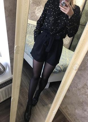 Блузка в горох4
