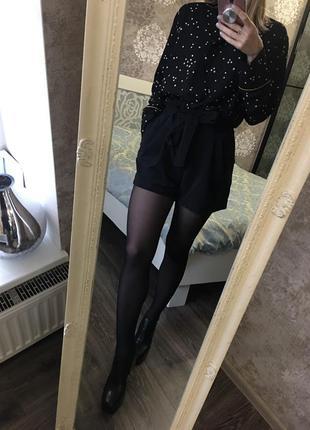 Блузка в горох2