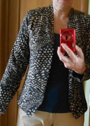 Кардиган пиджак mork легкий размер м4