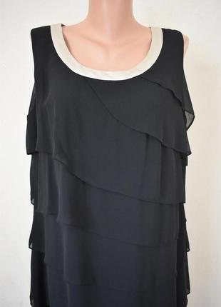 Красивое платье большого размера jacques vert2