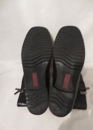 Ботинки кожа германия medicus 38 размер2