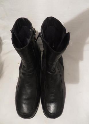 Ботинки кожа германия medicus 38 размер3