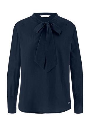 Блузка хлопок- шелк тсм tchibo германия 46европ