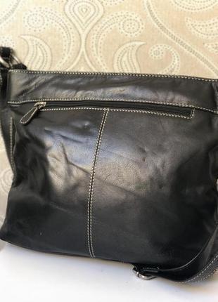Кожаная сумка 100%натуральная кожа2