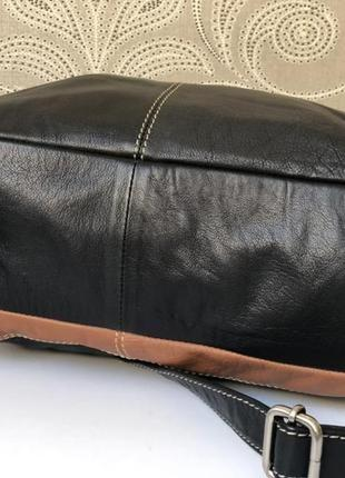 Кожаная сумка 100%натуральная кожа3