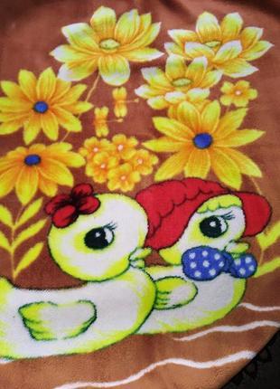 Одеяло плед коврик покрывало тёплое японское