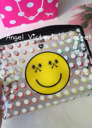 Косметичка victoria's secret pink оригинал новая