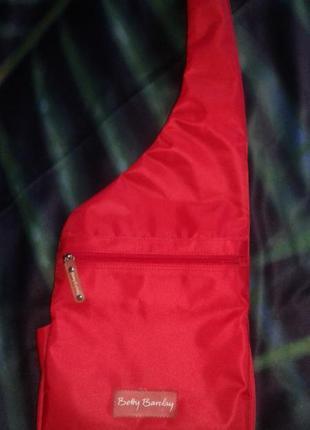 Стильная сумка-рюкзак betty barclay
