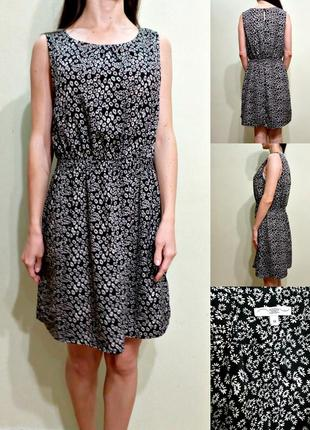 Легкое базовое платье1