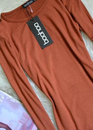 Новое платье с асимметричным низом boohoo4