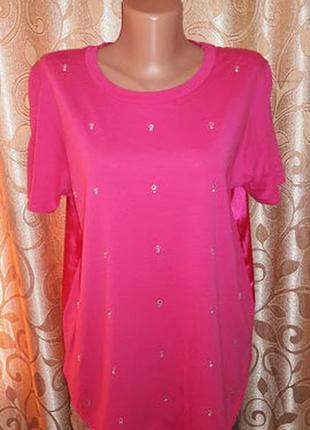 Красивая женская футболка kersh made in india2
