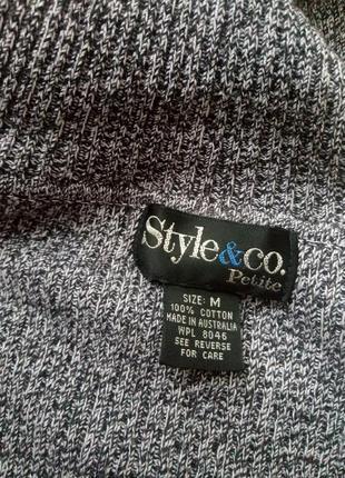 Кофта гольф свитер в рубчик3