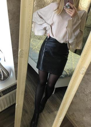 Блузка с рюшей1