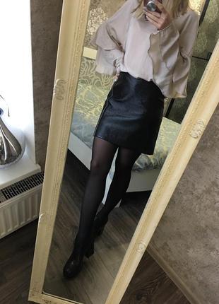 Блузка с рюшей3