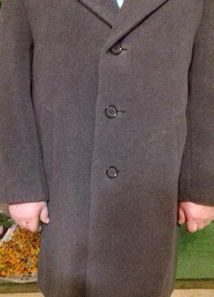 Пальто зимнее размер 54