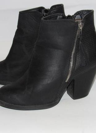 Atmosphere_женские современные стильные ботинки из германии 36р ст.21,5см m21