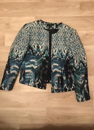 Оригинальный пиджак(жакет) h&m