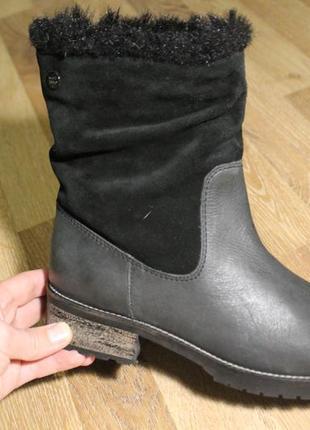 Дуже класні чобітки gies eppo ботинки сапоги получапожки2