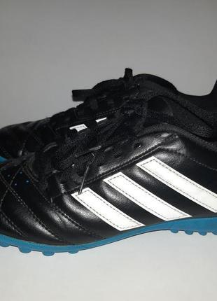 Сороконожки, шиповки adidas goletto v оригинал  стелька 24,5 см