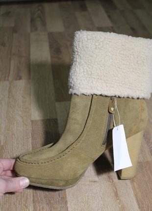 Шикарні черевички rockport ботинки2