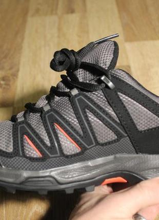 Шикарні кросівки salomon з gore-tex та ortholite3