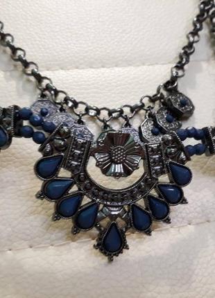 Колье, бусы, ожерелье от итальянского дома моды calliope