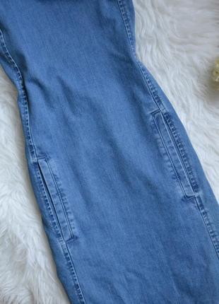 Новый джинсовый сарафан miss selfridge3