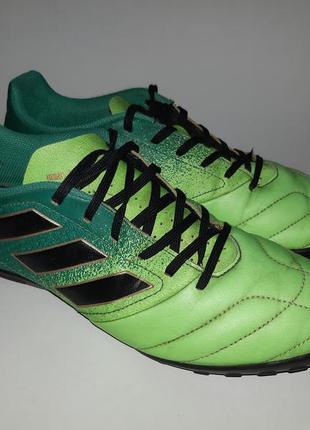 Сороконожки, шиповки adidas  оригинал 42 р. стелька 27 см