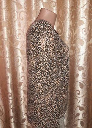 """Красивая женская """" леопардовая"""" кофта next4"""
